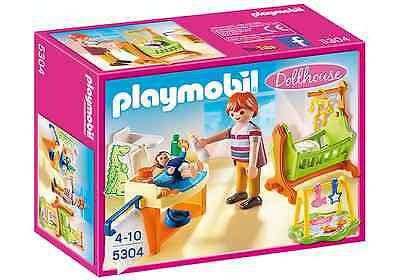 5304 Playmobil - Baby Room with Cradle