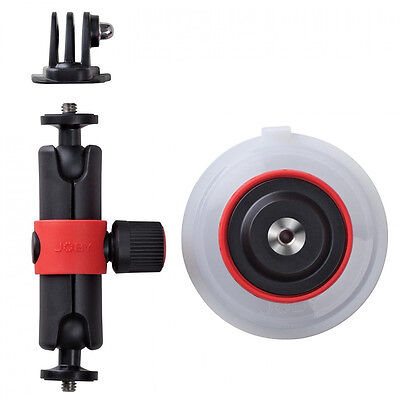 Joby Suction Cup with Locking Arm For Gopro™/Action Video Cameras