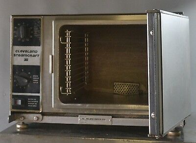 Used Cleveland CET5 Commercial Steamcraft Steamer Countertop, Free Shipping!