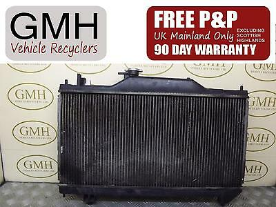 Toyota Avensis 2.0 Petrol Engine Cooling Water Radiator With Ac 2001-2003¿*