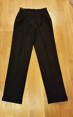 Vintage St Michael High Waisted Trousers 25W ,36Hips