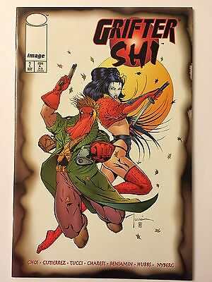 GRIFTER / SHI #2 (May 1996, Image Comics) WILDSTORM