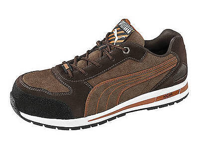 f937e205ad3 Puma Safety 643015 Low Cut Barani EH Safety Toe Non Slip Heat Resistant  Shoes