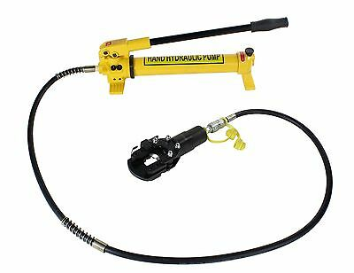 Steel Dragon Tools® 40B ACSR and Steel Hydraulic Cable Cutter with 7475H Pump