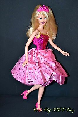 Barbie Princess Charm School Blair Magical Looks 3 In 1 Doll