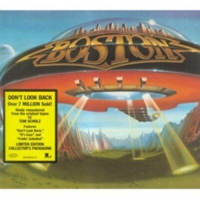 Boston - Dont Look Back [CD]