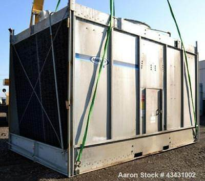 Used- Marley NC Series Single Cell Cooling Tower, Model NC5233GS, Approximately