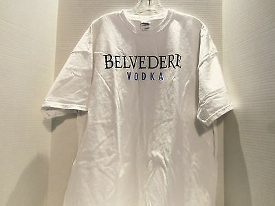 Belvedere Vodka Promo T-Shirt(2Xl)Vodka Featured In James Bond Movie-Spectre