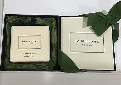 Jo Malone Lime Basil & Mandarin Bath Soap, New And Boxed,nice For Valentines Day