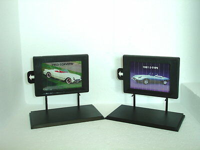 Johnny Lightning Yesterday & Today Loose Billboard Lot of 2