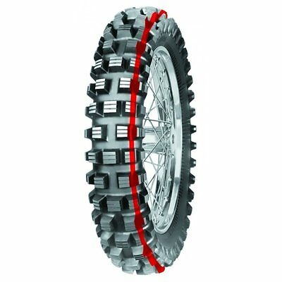 Mitas 130/80-17 CO2 Offroad MX Motocross Enduro Tyres ROAD LEGAL