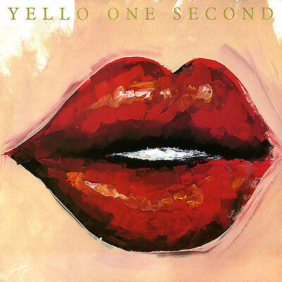 Yello - One Second 180g vinyl LP NEW/SEALED