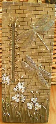 Latex Craft Mould To Make Dragonfly Plaque Art & Crafts Hobby Business