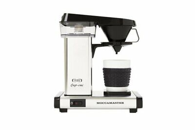 Brand New Moccamaster Cup-One Coffee Machine