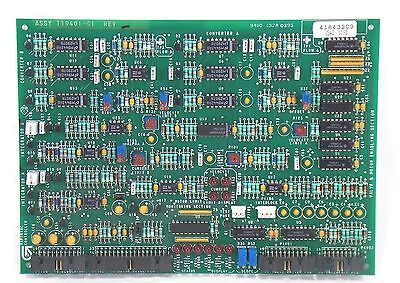 Gilbarco T19401-G1 Vapor Vac Controller  Board REMANUFACTURED