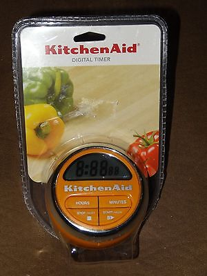 KitchenAid Digital Timer-Easy To Read Display-Simple To Use-New In Package