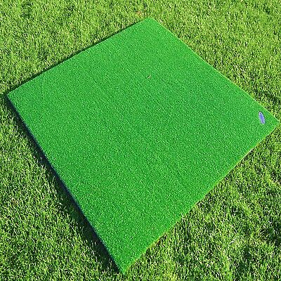 Driving Range Mat - Regulation size and quality 1.5m x 1.5m