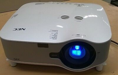 NEC LCD Projector, Model: NP-1150 - 80 Hours only used