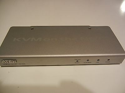 ATEN CN-5000 KVM on the NET Single-port PS/2 IP KVM over IP gateway TESTED GREAT