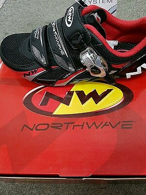 Northwave Road cycling Shoes size 40