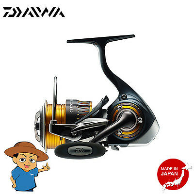 Daiwa 2016 CERTATE 2004 brand new model fishing spinning reel coil MADE IN JAPAN