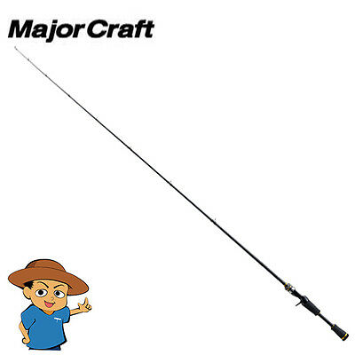 "Major Craft BENKEI BIC-672L/BF Light 6'7"" bass fishing baitcasting rod pole"