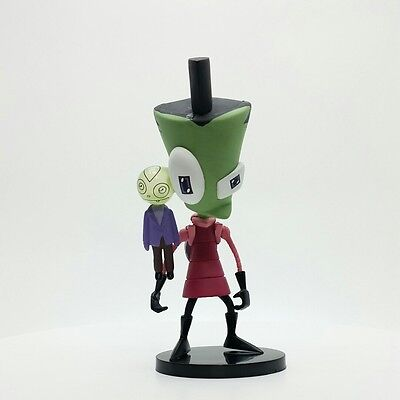 Hot Topic Exclusive INVADER ZIM Pustulio & Screaming Gir Palisades Toys
