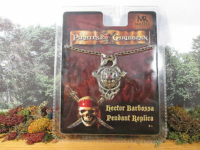 33Fp Master Replicas Pirates Of The Caribbean Hector Barbossa Pendant Mint