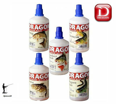 Attractant for Pike, Perch, Zander , Eel , Catfish , Trout   Variety Flavours