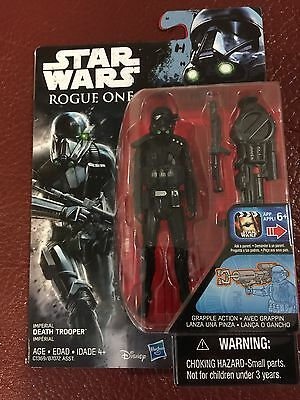 Star Wars Rogue One Imperial Death Trooper 3.75 Inch Figure