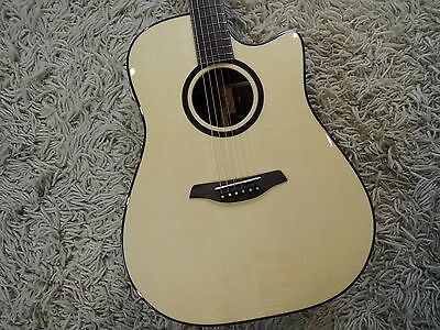 Furch D-2016 Cut EAS-VTC Limited Edition Akustikgitarre All-Solid HISCOX NEU NEW