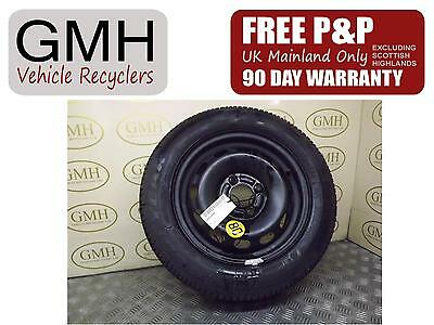 "Ford Fiesta 15"" Inch 4 Stud Steel Wheel With Tyre  175/65R  2002-2008±"