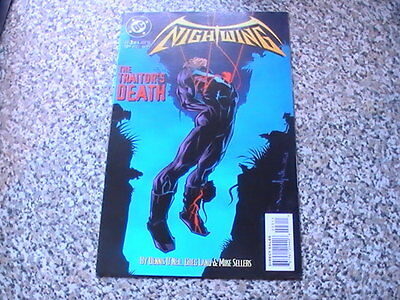 Nightwing # 3 - 1995  - Dc Comics