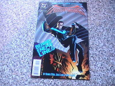 Nightwing # 2 - 1995  - Dc Comics