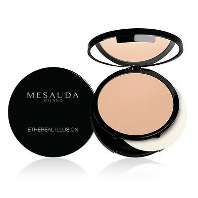 Fondotinta Compatto Wet&dry Mesauda Ethereal Illusion Original Make Up Viso New