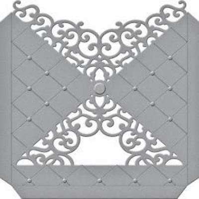 Spellbinders - Designer Series - Dies - Diamond Flourish Pocket