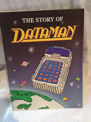 Texas Instruments The Story of Dataman 1977 Early Computing Book Plus Extras