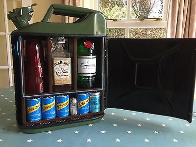 Jerry Can Bar 20Litres- Party In A Can! ******the Best Jerry Can On Ebay*****
