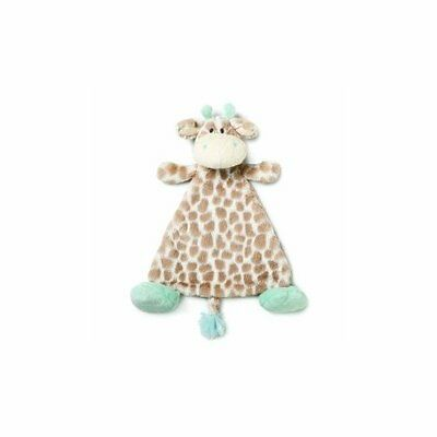 Nat and Jules Blankie Rattle Plush Toy N00501-DISC