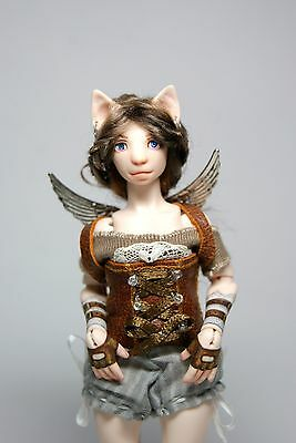 bjd doll Kitty steampunk