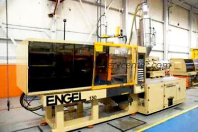 150 Ton, 10.3 Oz. Engel Injection Molding Machine '98