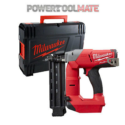 Milwaukee M18CN18GS-0 18V Fuel 18 Gauge Brad Nailer (Body Only)