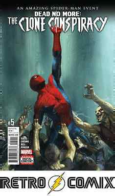 Marvel Amazing Spider-Man Clone Conspiracy #5 First Print New/unread Bag/board
