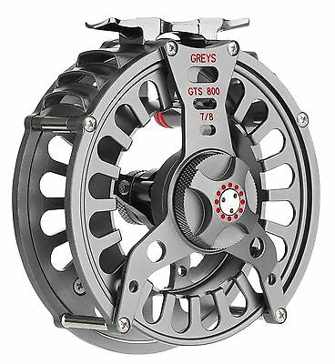 Greys New GTS800 Trout & Salmon Freshwater Fly Fishing Reels & Spare Spools