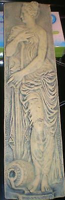Latex Craft Mould To Make Georgian Lady Wall Plaque Art & Crafts Hobby