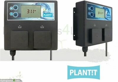 Plant!t IWS Flood And Drain Controller Brain Hydroponics Wall Mountable