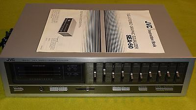 JVC ,SEA-60 Stereo Graphic Equalizer