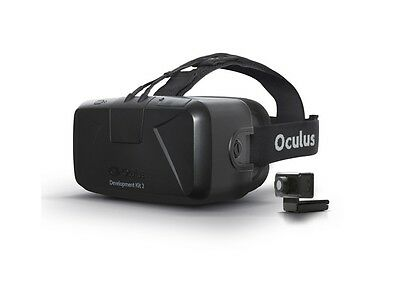 Oculus Rift DK2 Headset and Motion Camera Virtual Reality Headset