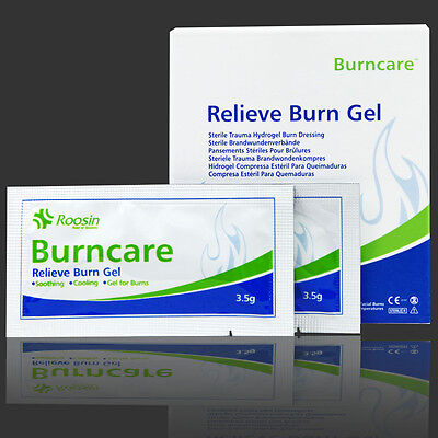 Burn Free Pain Relieving Gel 3.5g For Burns and Scalds