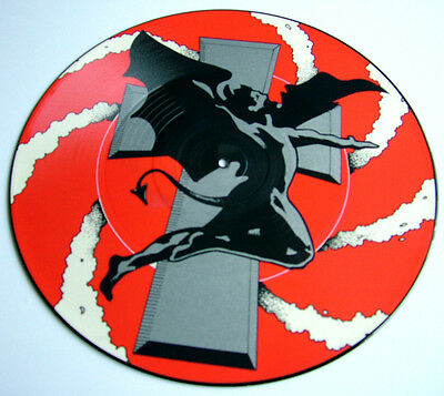 """EX! BLACK SABBATH TURN UP THE NIGHT 12"""" VINYL Picture Pic Disc LIMITED EDITION!"""